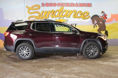 2018 GMC Acadia for sale at Sundance Chevrolet in Grand Ledge MI