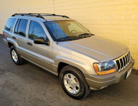 2000 Jeep Grand Cherokee for sale at Cars To Go in Sacramento CA