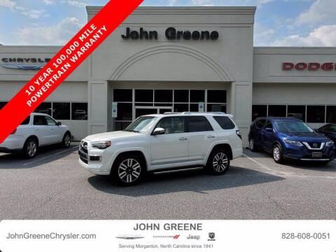 2020 Toyota 4Runner for sale at John Greene Chrysler Dodge Jeep Ram in Morganton NC