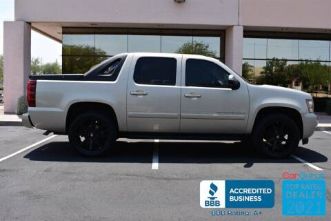 2007 Chevrolet Avalanche for sale at GOLDIES MOTORS in Phoenix AZ