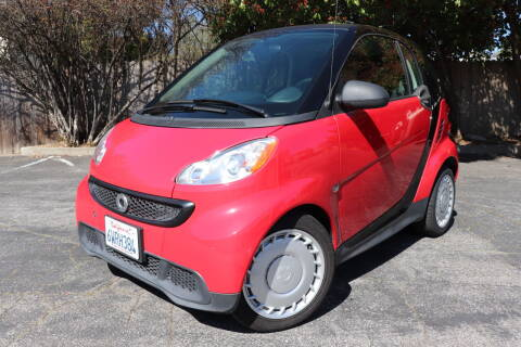 2013 Smart fortwo for sale at California Auto Sales in Auburn CA