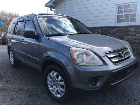 2006 Honda CR-V for sale at No Full Coverage Auto Sales in Austell GA