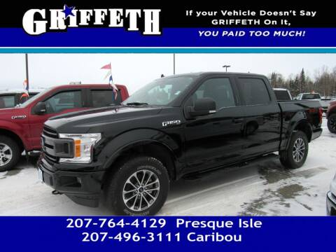 2019 Ford F-150 for sale at Griffeth Mitsubishi - Pre-owned in Caribou ME