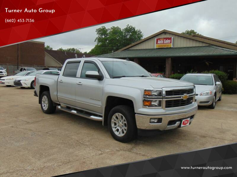 2015 Chevrolet Silverado 1500 for sale at Turner Auto Group in Greenwood MS