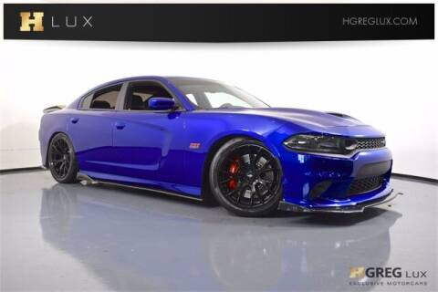 2019 Dodge Charger for sale at HGREG LUX EXCLUSIVE MOTORCARS in Pompano Beach FL