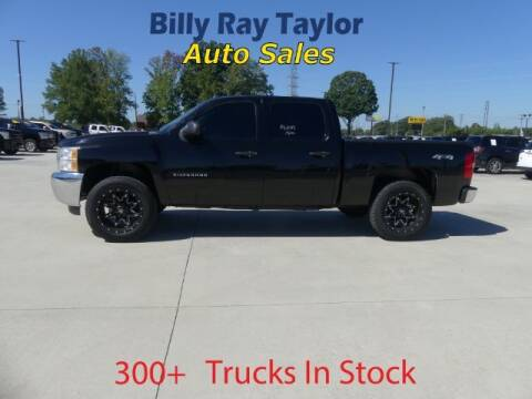 2013 Chevrolet Silverado 1500 for sale at Billy Ray Taylor Auto Sales in Cullman AL