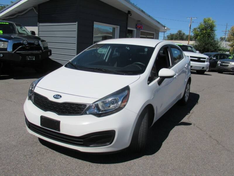 2015 Kia Rio for sale at Crown Auto in South Salt Lake UT