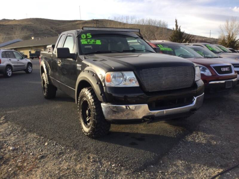 2005 Ford F-150 for sale at Small Car Motors in Carson City NV