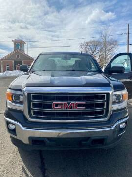 2014 GMC Sierra 1500 for sale at AR's Used Car Sales LLC in Danbury CT