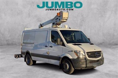 2015 Mercedes-Benz Sprinter Cargo for sale at Jumbo Auto & Truck Plaza in Hollywood FL