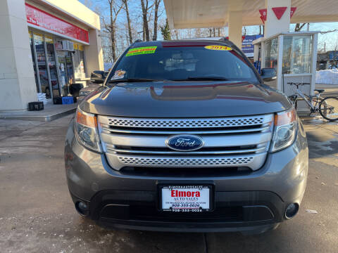 2014 Ford Explorer for sale at Elmora Auto Sales in Elizabeth NJ