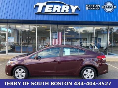 2018 Kia Forte for sale at Terry of South Boston in South Boston VA