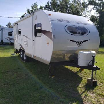 2011 CHEROKEE GREY WOLF for sale at Bay RV Sales - Towable RV`s in Lillian AL