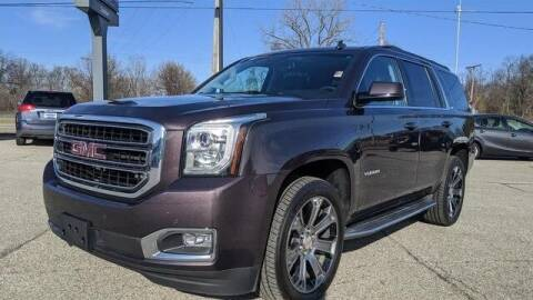 2015 GMC Yukon for sale at Cj king of car loans/JJ's Best Auto Sales in Troy MI