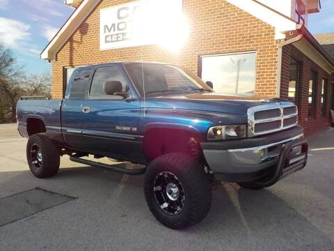 2001 Dodge Ram Pickup 1500 for sale at C & C MOTORS in Chattanooga TN