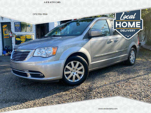 2016 Chrysler Town and Country for sale at A & B Auto Cars in Newark NJ