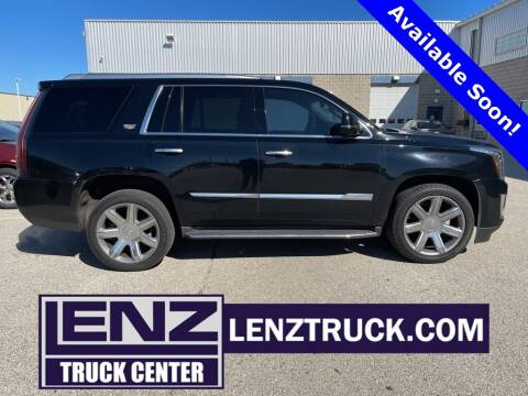 2016 Cadillac Escalade for sale at Lenz Auto - Coming Soon in Fond Du Lac WI