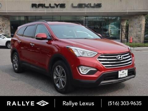 2013 Hyundai Santa Fe for sale at RALLYE LEXUS in Glen Cove NY