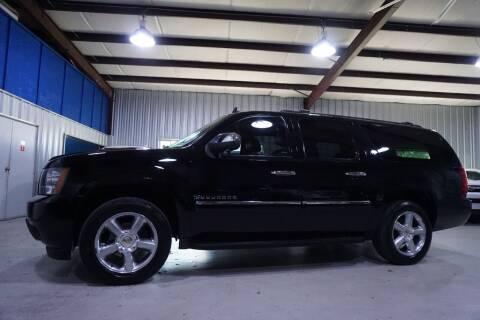 2014 Chevrolet Suburban for sale at SOUTHWEST AUTO CENTER INC in Houston TX