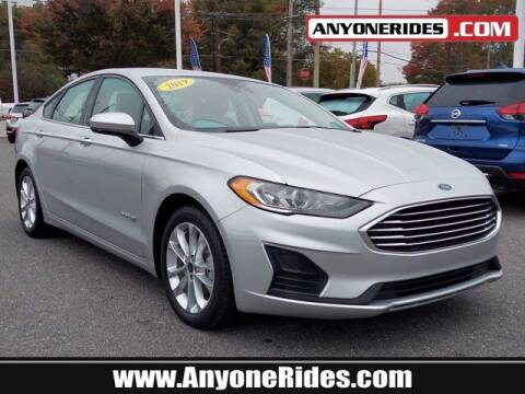 2019 Ford Fusion Hybrid for sale at ANYONERIDES.COM in Kingsville MD