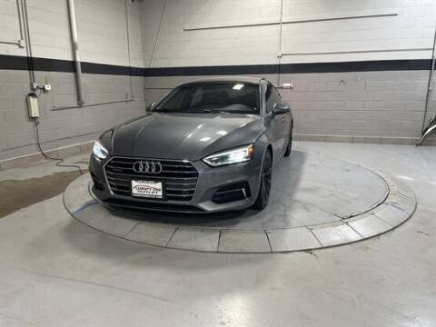 2018 Audi A5 Sportback for sale at Luxury Car Outlet in West Chicago IL
