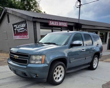 2010 Chevrolet Tahoe for sale at Fletcher Auto Sales in Augusta GA