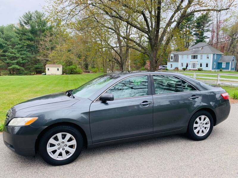 2007 Toyota Camry for sale at 41 Liberty Auto in Kingston MA