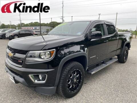 2015 Chevrolet Colorado for sale at Kindle Auto Plaza in Middle Township NJ