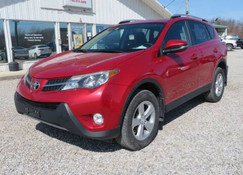 2014 Toyota RAV4 for sale at Low Cost Cars in Circleville OH