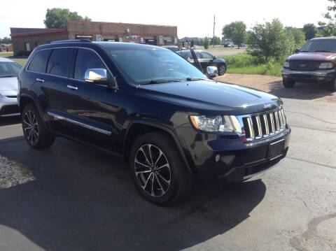 2013 Jeep Grand Cherokee for sale at Bruns & Sons Auto in Plover WI