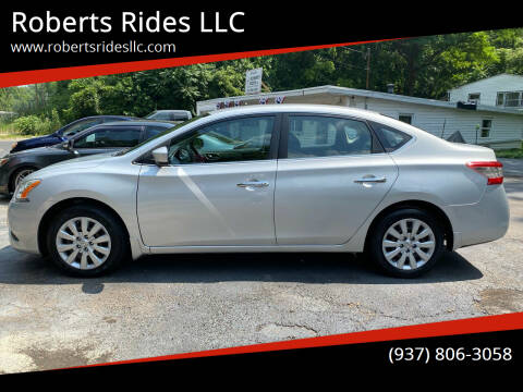 2014 Nissan Sentra for sale at Roberts Rides LLC in Franklin OH