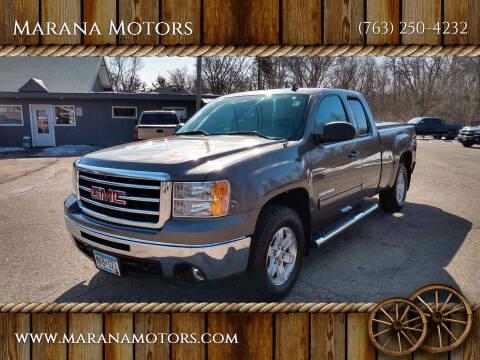 2013 GMC Sierra 1500 for sale at Marana Motors in Princeton MN