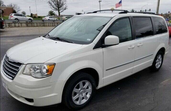 2010 Chrysler Town and Country for sale at Car Yes Auto Sales in Baltimore MD