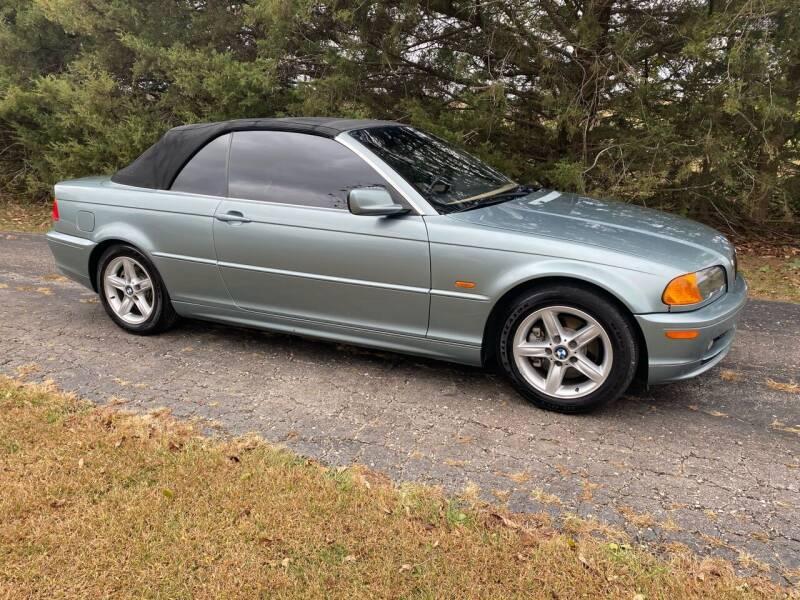 2003 BMW 3 Series for sale at Kansas Car Finder in Valley Falls KS