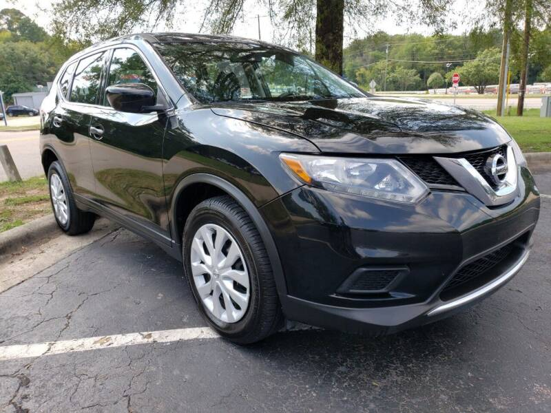 2016 Nissan Rogue for sale at Complete Auto Center , Inc in Raleigh NC