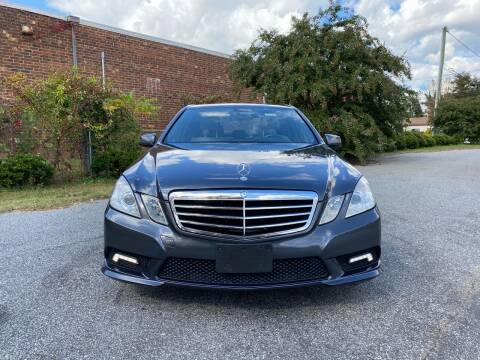 2011 Mercedes-Benz E-Class for sale at RoadLink Auto Sales in Greensboro NC
