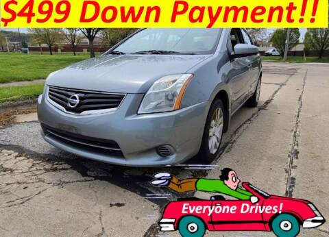 2011 Nissan Sentra for sale at World Automotive in Euclid OH