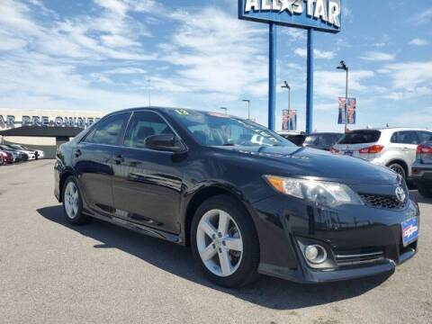 2013 Toyota Camry for sale at All Star Mitsubishi in Corpus Christi TX