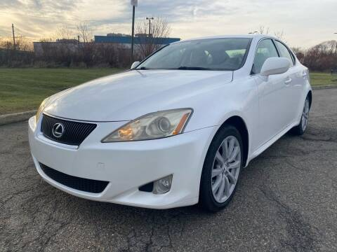 2008 Lexus IS 250 for sale at Pristine Auto Group in Bloomfield NJ