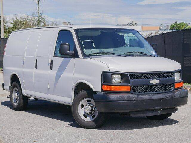 2011 Chevrolet Express Cargo for sale at Jumbo Auto & Truck Plaza in Hollywood FL