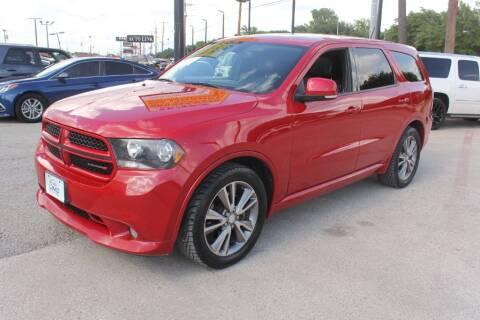 2013 Dodge Durango for sale at Flash Auto Sales in Garland TX