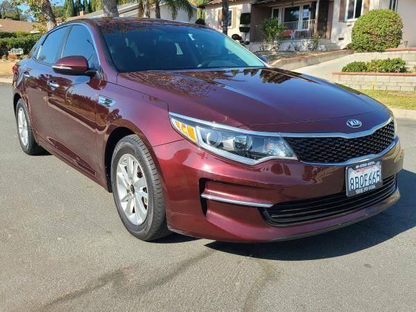 2018 Kia Optima for sale at CAR CITY SALES in La Crescenta CA