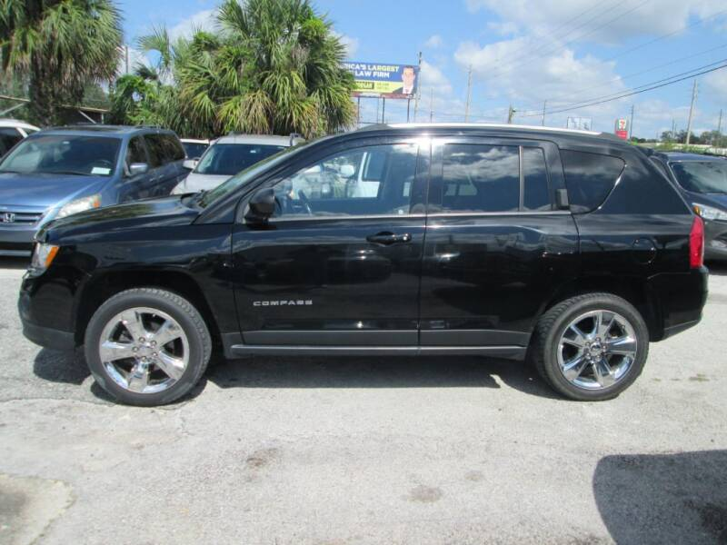 2012 Jeep Compass Limited 4dr SUV - Orlando FL