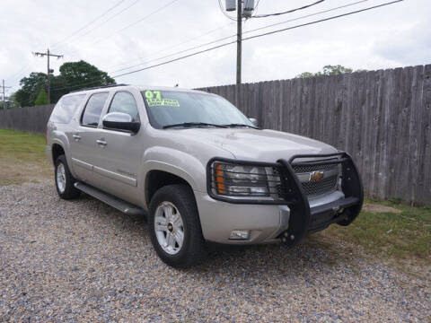 2007 Chevrolet Suburban for sale at BLUE RIBBON MOTORS in Baton Rouge LA