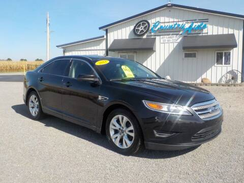 2011 Ford Taurus for sale at Country Auto in Huntsville OH