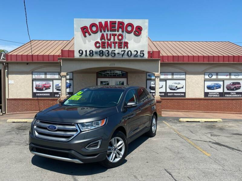2016 Ford Edge for sale at Romeros Auto Center in Tulsa OK