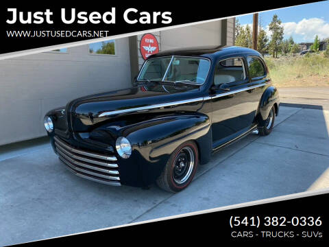 1946 Ford 2 Door Sedan for sale at Just Used Cars in Bend OR