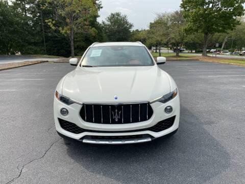 2017 Maserati Levante for sale at SMZ Auto Import in Roswell GA