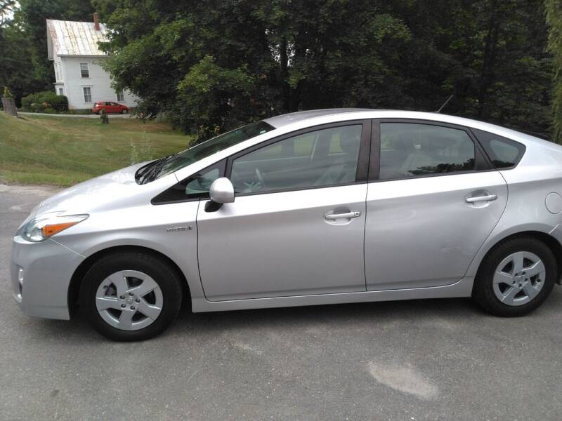 2011 Toyota Prius for sale at MICHAEL MOTORS in Farmington ME