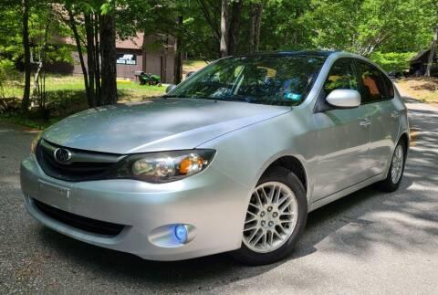2010 Subaru Impreza for sale at JR AUTO SALES in Candia NH